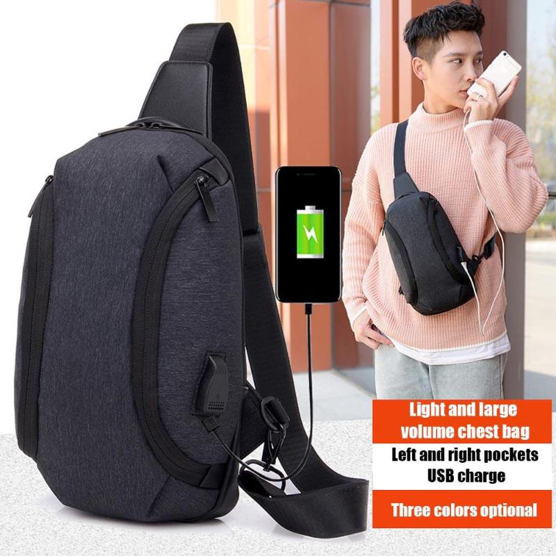 Anti theft cross body backpack5