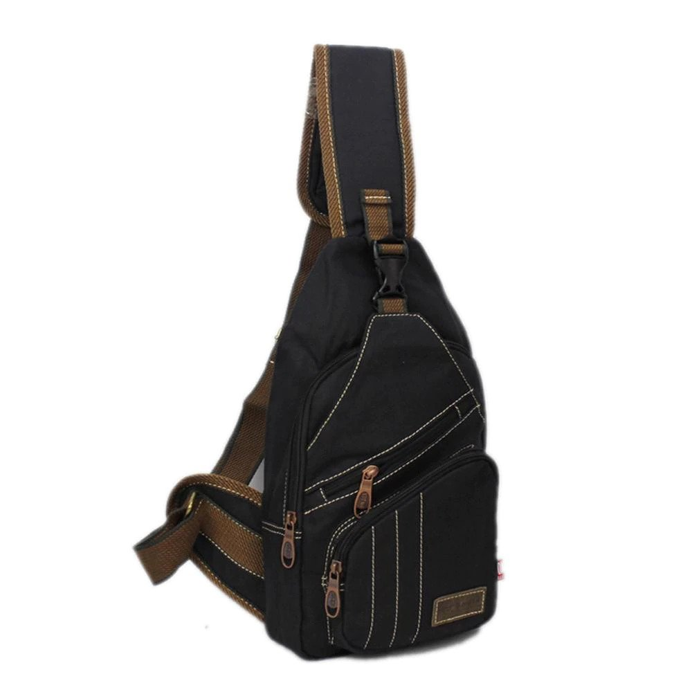 Anti theft Crossbody Backpack - vintage 5