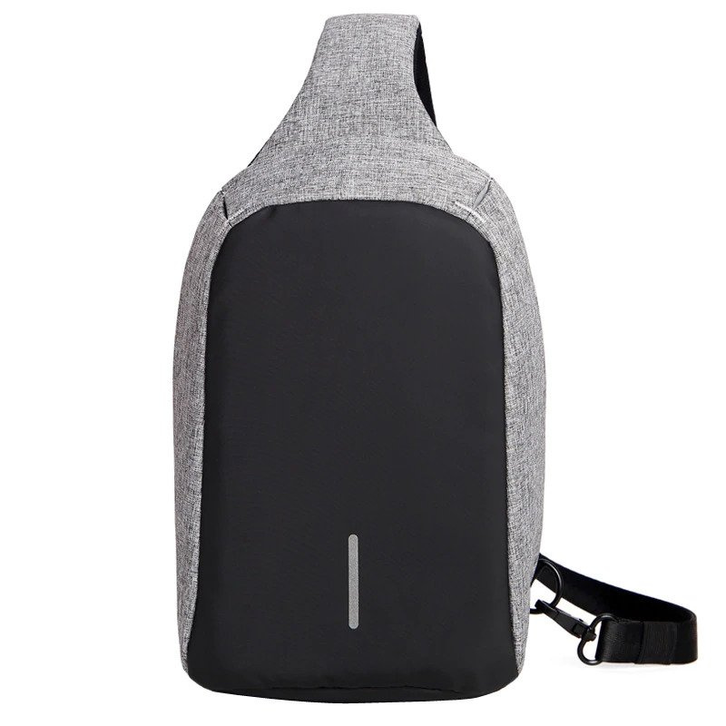 Anti theft Crossbody Backpack - 1 -- 5