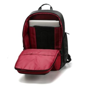"Men's Anti theft Waterproof Backpack 15.6"" - 1- 5"