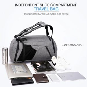 Anti theft multifunctional backpack - -1 -- 5