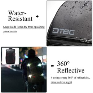 Anti theft Waterproof Backpack-7 -5