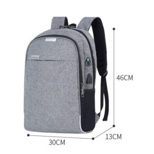 Anti Theft Travel Backpack unisex 5
