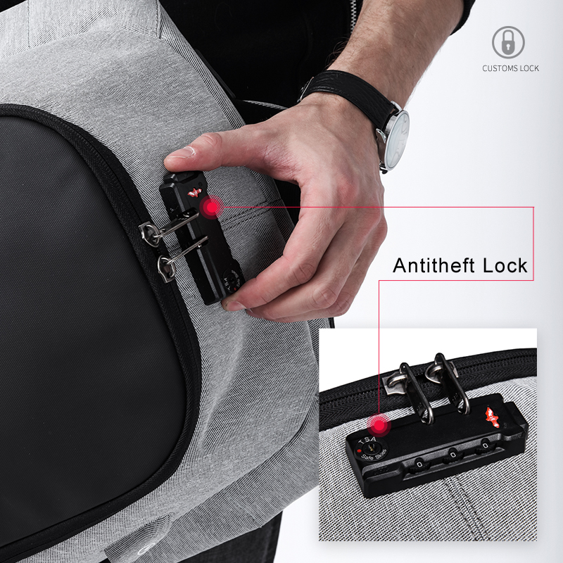Men's Anti Theft Backpacks-6