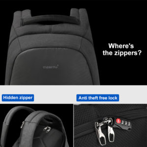 Anti theft backpack - 15.6 -76