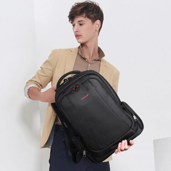 """Anti Theft Backpack -15.6"""" 6"""