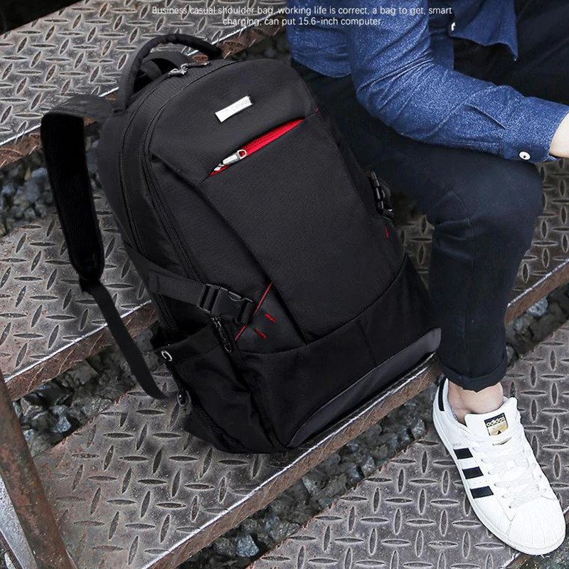 Men's Anti theft Backpack 6