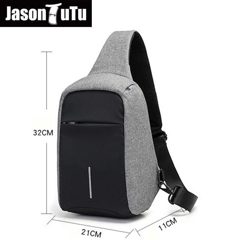 Anti theft Crossbody Backpack - 1.1 - 6