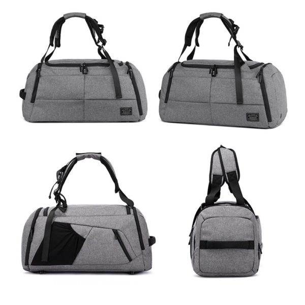 Anti theft multifunctional backpack - -1 -- 6