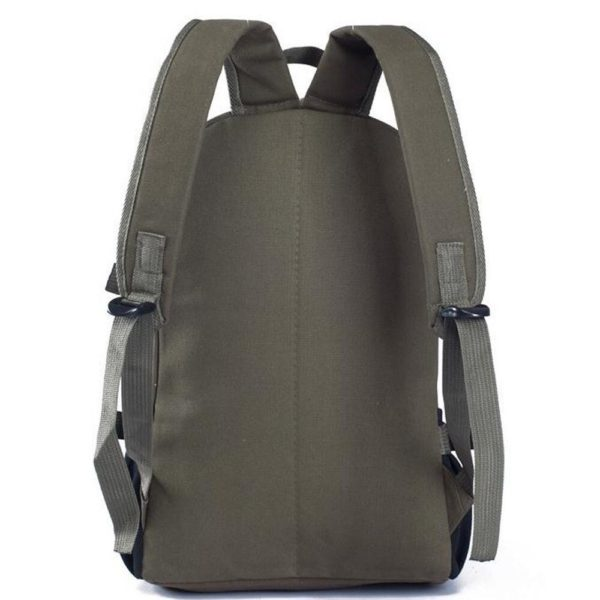 "Anti Theft Backpack Vintage – 15.6"" 6"