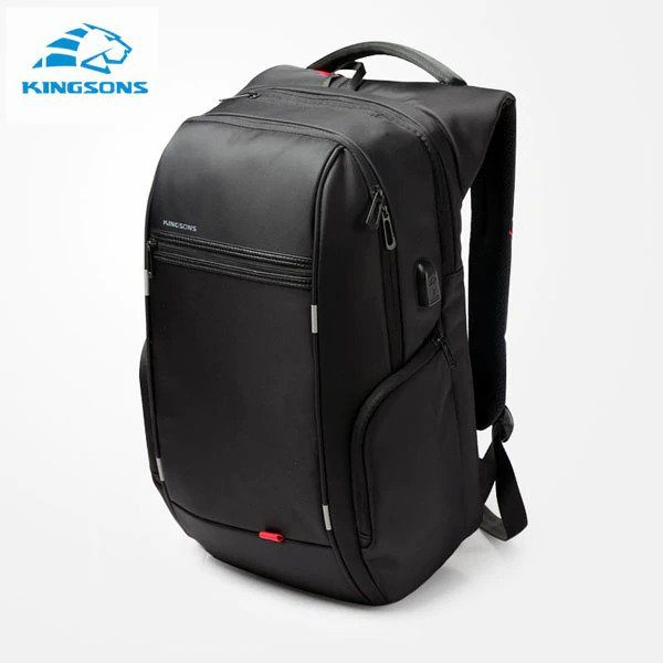 Anti theft Backpack unisex -- 6