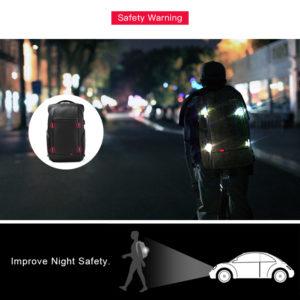Anti theft Backpack unisex -- 3
