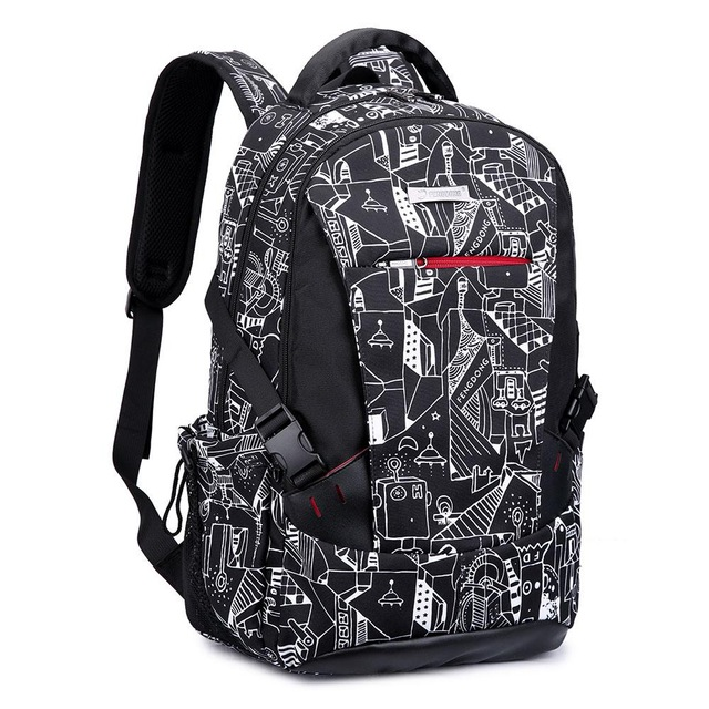 Men's Anti theft Backpack 7