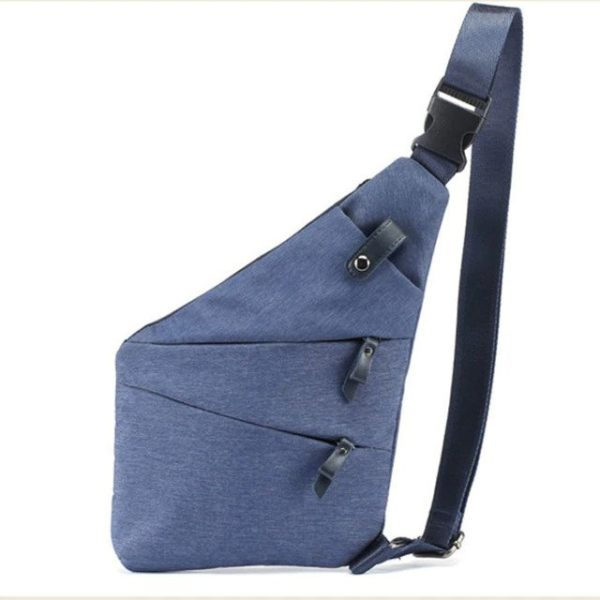 Men's Anti theft Fashion crossbody Backpack7
