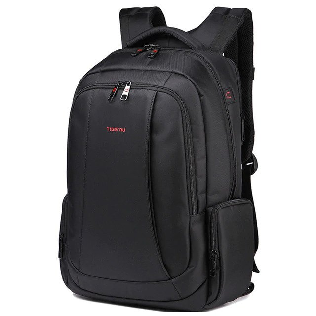 """Anti Theft Backpack -15.6"""" 7"""