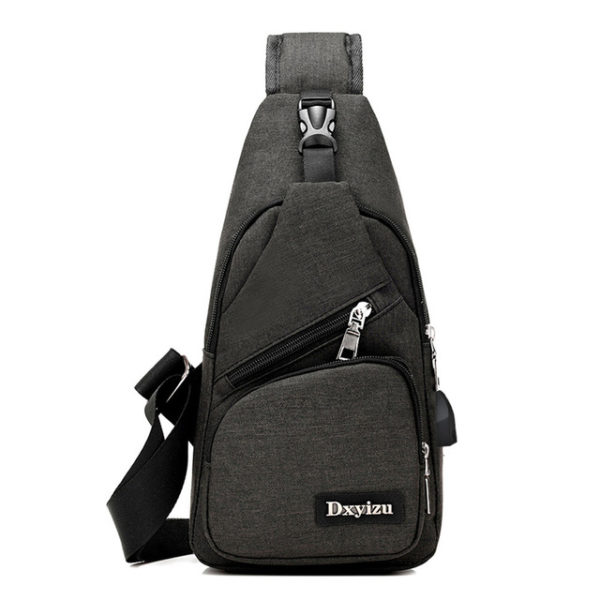 Anti theft sling type Backpack Unisex 7