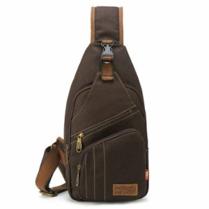 Anti theft Crossbody Backpack - vintage 8