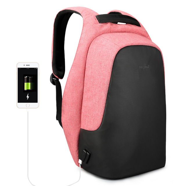 Anti theft backpack - 15.6 --8