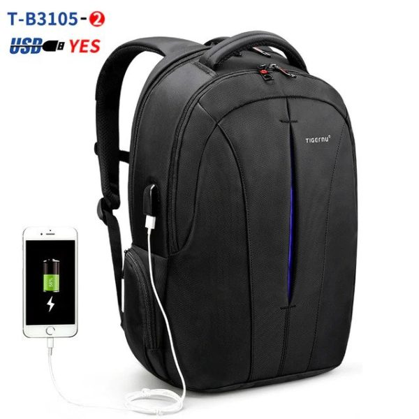 Anti Theft Travel Backpack - 8