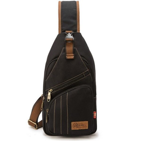 Anti theft Crossbody Backpack - vintage 9