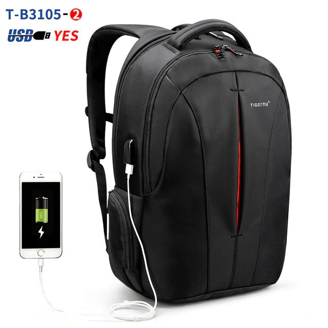Anti Theft Travel Backpack - 9