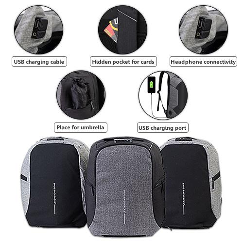 smart bagpack
