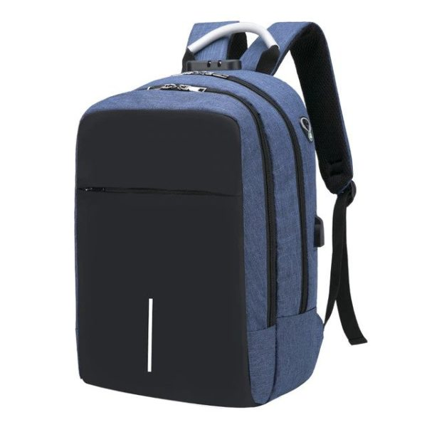 "Anti Theft Backpack -15.6"" 6"